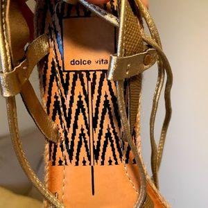 Dolce Vita Gladiator Sandals